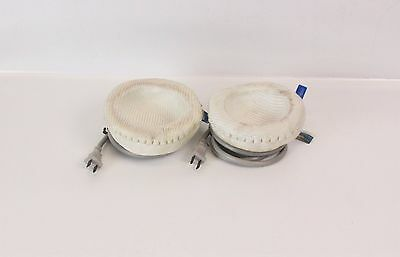 Lot of 2 ~ Glas-Col 0406 ~Heating Mantle (270 Watts)