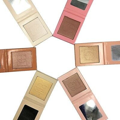 6 colors Contour Powder Highlighter Repair Capacity Light High Cosmetic Matte