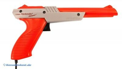 NES - Original Zapper Lightgun #rot [Nintendo] (US)
