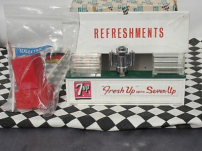 Scalextric 1960's Refreshment Kiosk   A228  1:32 Used Boxed