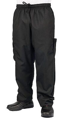 Unisex Chefs Cargo Trousers Catering Uniform XS-2XL