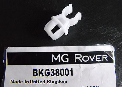 NEW Bonnet Prop Retaining Clip - Rover 25, 45,-  MG F, TF, ZR, ZS