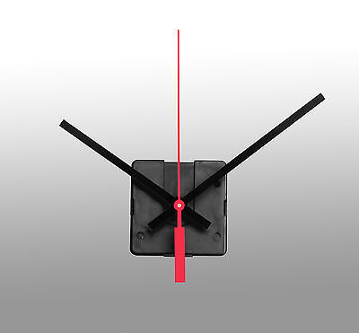 Counter Clockwise or Backwards Clock Movement Whit Hands-Create your own Clock-