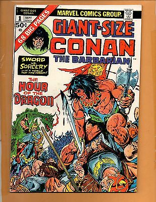 Giant Size Conan The Barbarian # 1 VF+