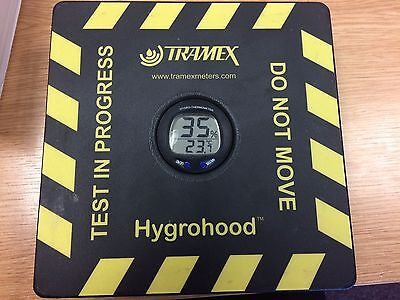 Tramex Moisture and Humidity Meter HH