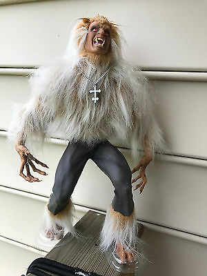 """Ozzy Ozbourne Bark at the Moon Doll Action Figure Toy 16"""" Tall Wolf"""