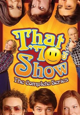 That 70s Show Complete Series Seasons 1-8 New DVD 1 2 3 4 5 6 7 8
