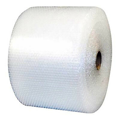 """Large Bubbles Perforated 500 ft 1/2""""x24"""" Bubble Padding Wrap Roll Packaging"""