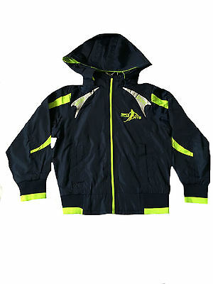 Boys Light Summer Jacket With Hood, Size 4, 6, 8, 10, 12 & 14  years