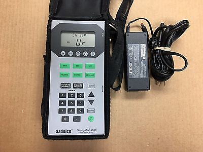 Sadelco DisplayMax 5000 Signal Level CATV Meter