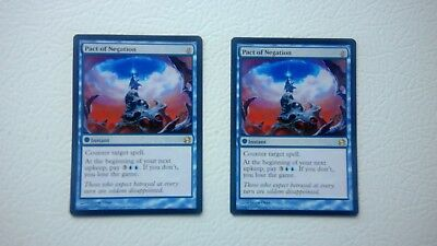 Pact of Negation x2 MTG - Modern Masters 2013 - English - NM/Mint