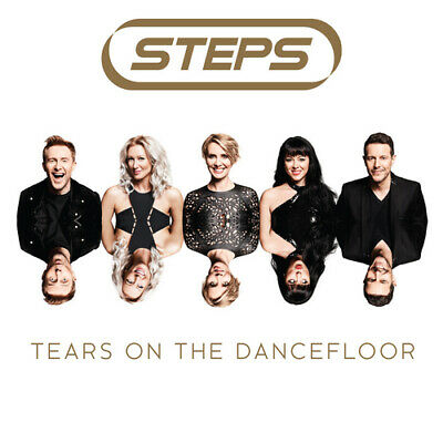 Steps : Tears On the Dancefloor CD (2017) Highly Rated eBay Seller, Great Prices