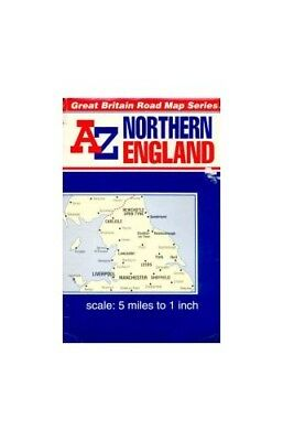 A. to Z. Road Map of Great Britain ... by Geographers' A-Z Map Sheet map, folded