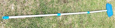"Pool Leaf Net Swimming Pool  Skimmer 12"" Cover Net with Telescoping Handle"