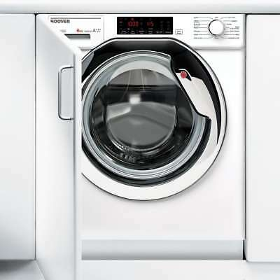 Hoover HBWM814TAHC A+++ 8Kg Washing Machine White New from AO