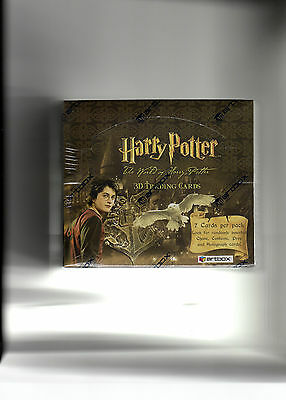 Harry Potter  3D sealed Hobby Box