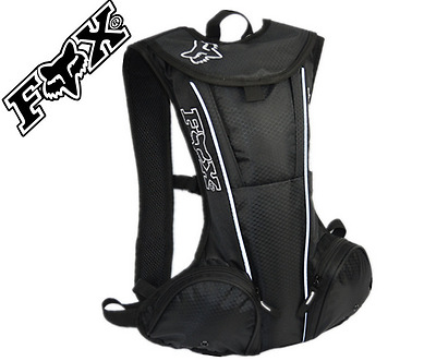 New OffRoad Motorcycle Water Backpack Summer Sport Hydration Black Man Bag