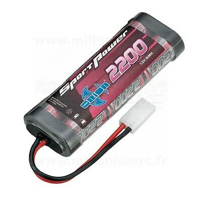 Team Orion 2200mAh 7.2V NiMH Battery Pack (Tamiya Connector) - ORI10325E
