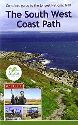 South West Coast Path Annual Guide 2015 by Harry Styles Book The Cheap Fast Free