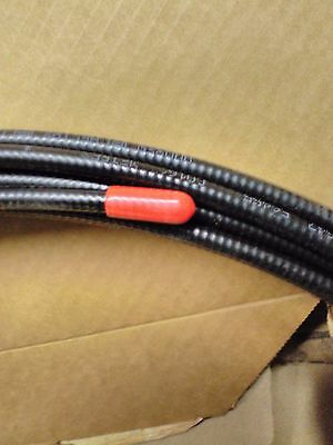 "Cable FSJ1-50A 1/4"" Andrew Heliax superflex coax cable 120 Feet"