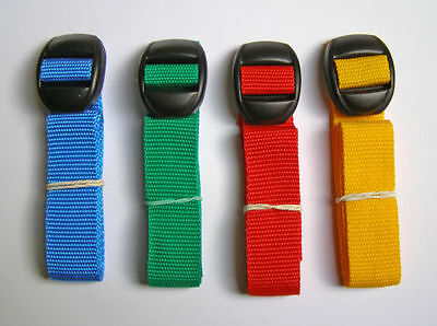 Compression Strap with Sliplock Buckle 25 mm - 40,50,60,75,85,100,130,150,180cm