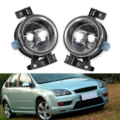 Ford Focus MK2 (Excl ST) 05-08 Replacement Front Fog Lights / Lamps 1 x Pair