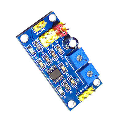 1 piece NE555 Adjustable Frequency/Square Wave Generator Module MagiDeal