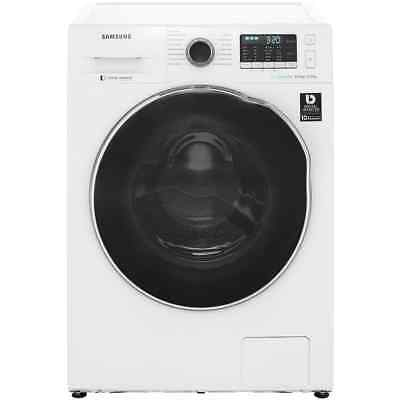 Samsung WD80J5410AW Ecobubble Free Standing 8Kg Washer Dryer White New from AO