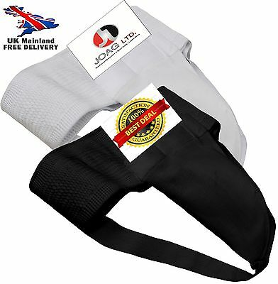 Groin Guard Boxing Protector Senior Martial Arts Sports Removable Cup, Groin