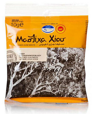 mastic gum organic natural chewing gum from Chios Greece mastiha mastixa exp2019