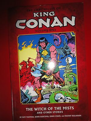 CHRONICLES OF KING CONAN volume 1