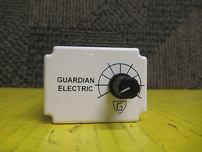 GUARDIAN ELECTRIC TIME DELAY RELAY PET 1481A 24Vac 10A A AMP 11 PINS  PET1481A
