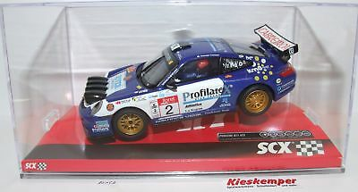 SCX 10A10159 Porsche 911 GT3 Rally Champion 1:32 analog NEU & OVP