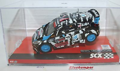 SCX 10a10157 Ford Fiesta RS WRC Ken Block 1:3 2 Analogue NIP