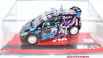 SCX 10a10209 Ford Fiesta RS WRC ST RX43 1:3 2 Analogue NIP