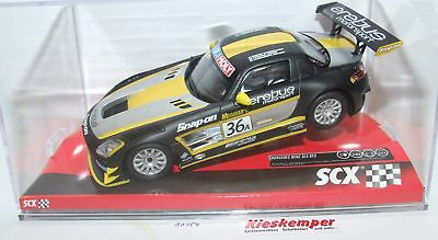 SCX 10a10154 Mercedes Benz SLS GT3 Erebus 1:3 2 Analogue NIP