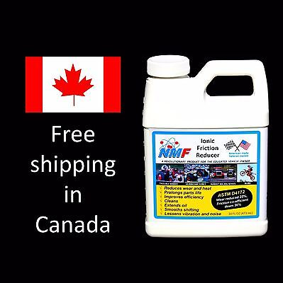 NMF Ionic Friction Reducer, 4 Engines (16 oz / 473 ml) - Canada