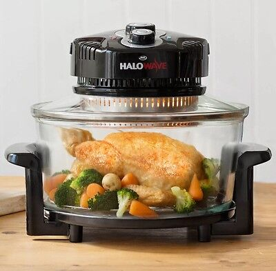 JML Halowave Oven 1400W, 10.5 Litres White. PRICE REDUCED