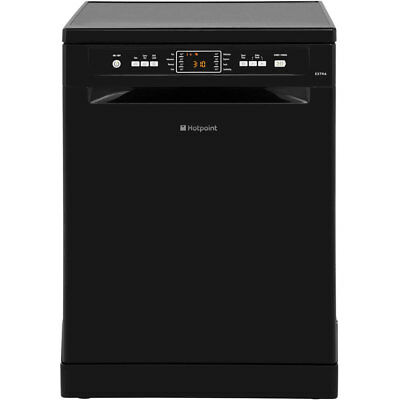 Hotpoint FDFEX11011K Extra A+ Dishwasher Full Size 60cm 13 Place Black New from