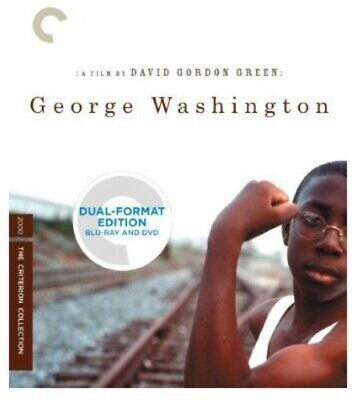 George Washington (Criterion Collection) [New Blu-ray] With DVD