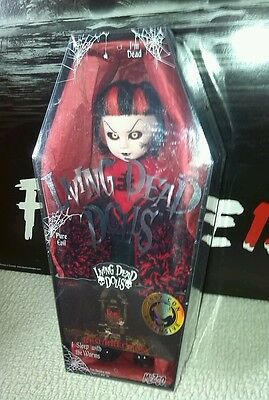 Living Dead Dolls Resurrection Kitty 2007 Con Exclusive Limited Edition Of 450