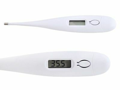 Digital Fieberthermometer Thermometer Baby Kinder LCD Anzeige