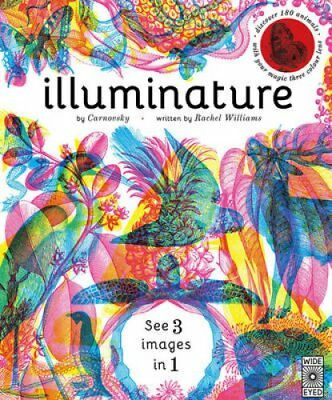 Illuminature Discover 180 Animals with Your Magic Three Colour ... 9781847808868