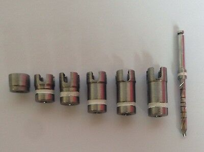 ISL 2mm Drill Stoppers + 2mm Drill,Dental Implants,Surgical Instrument,Ce