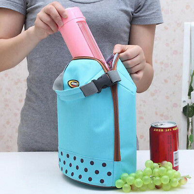 Baby Milk Bottle Insulation More Hot Food Mom Stroller Care Organizer Mummy Bags