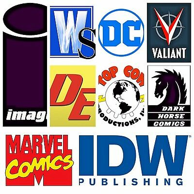 Mixed Comic Pack | 5 Comics | Reading Pack | Various Grades |  (HOBC)