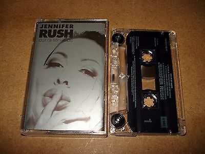 Jennifer Rush - Out Of My Hands / MC Kassette / 1995 / Holland / Cassette Tape