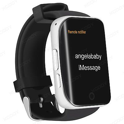 Bluetooth Smart Watch SIM Phone Mate Camera Activity For iPhone Samsung Android