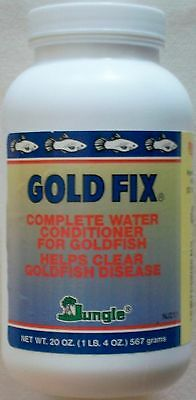 Jungle Tropical-Goldfish-Pond Fungus & Parasite Medication & Conditioners New