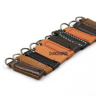 Luggage Bags Handbags Zipper Heads PU Leather Zip Pendant Puller Replacement Set